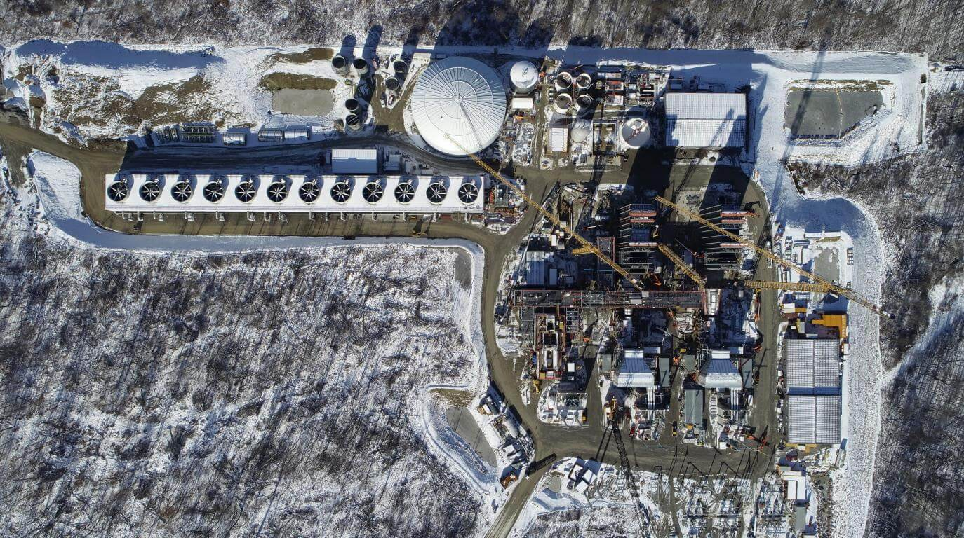 Hickory Run Energy Center